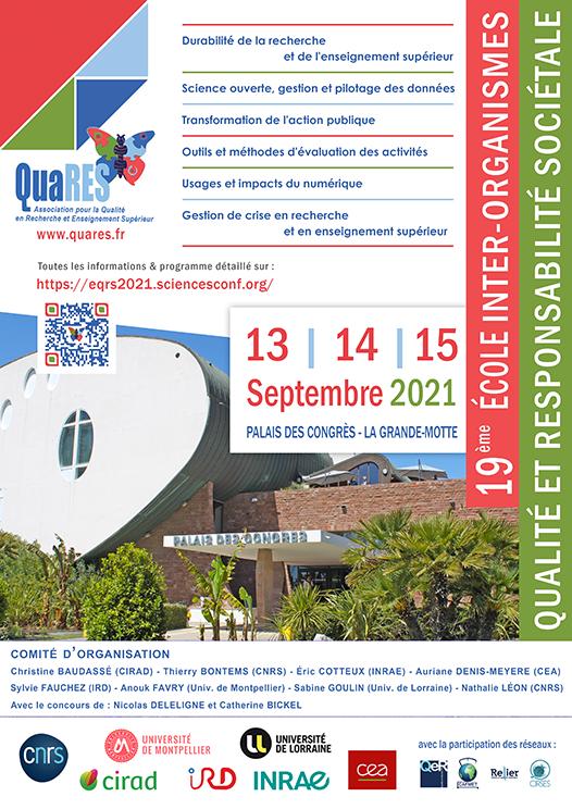 Affiche Ecole 2021